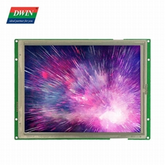 DWIN 8 inch 1024*768 resolution 8 inch touch screen lcd panel lcd screen