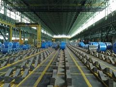 General Description ofPrepainted Ga  anized Steel Coil