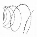 bto-22, ga  anized razor wire mesh for sale