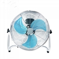 18 INCH DC12V Input Floor Fan with BLDC Motor 2