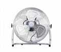 18 INCH DC12V Input Floor Fan with BLDC Motor 3