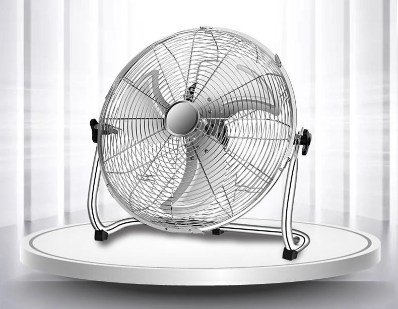 18 INCH DC12V Input Floor Fan with BLDC Motor 1