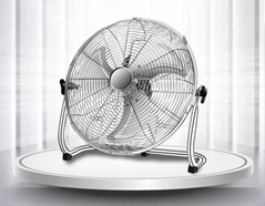 18 INCH DC12V Input Floor Fan with BLDC Motor