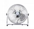 16 Inch 12V Solar DC Floor Fan 3