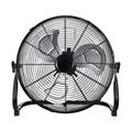 14 Inch 12V Solar DC Floor Fan 1