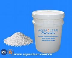 Sodium Dichloroisocyanurate SDIC NaDCC Dichlor 56% 60% Granular Factory