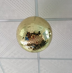 "12"" 30cm Reflective Hanging Disco Ball party decoration Factory"