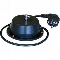 High Quality Mirror Ball Motor For Up To 3kg/30cm Alternative Speed