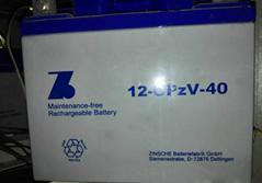 德國森泉(ZINSCHE)蓄電池2-OPzV-800抗深放電