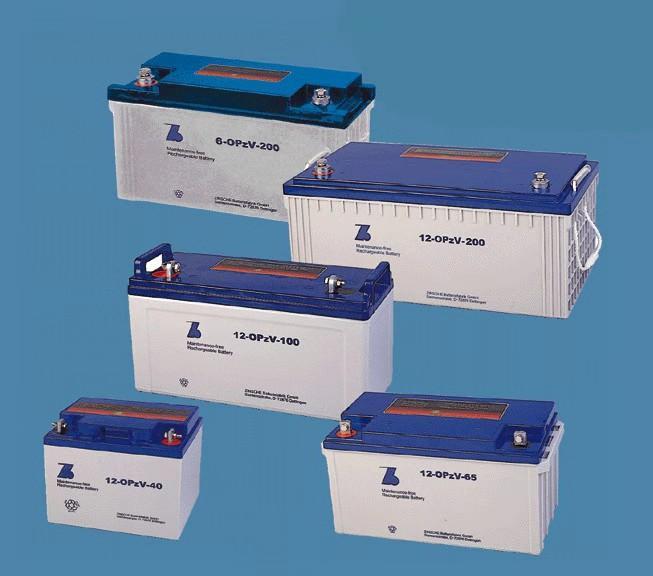 德國森泉(ZINSCHE)蓄電池2-OPzV-1000抗深放電 1