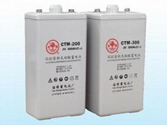 德國CTM蓄電池CT1.2-12*機房鉛酸免維護儲能應急電源
