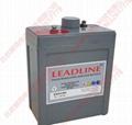 瑞士LEADLINE蓄電池EVR1280供應參數 3