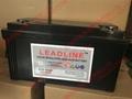 瑞士LEADLINE蓄電池EVR12200供應參數 2