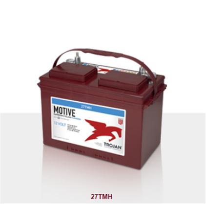 Trojan邱健蓄電池T605鉛酸動力型電池 1