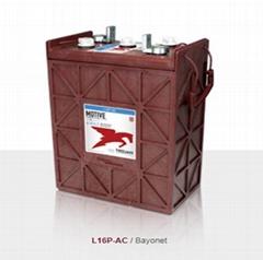 Trojan邱健蓄電池J305G-AC鉛酸動力型電池