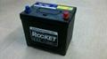韓國ROCKET蓄電池ES12-7 深循環儲能鉛酸電源 2