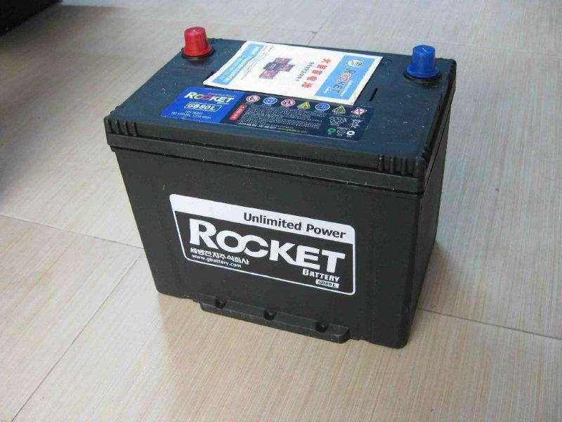 韓國ROCKET蓄電池ES12-12 深循環儲能鉛酸電源 1