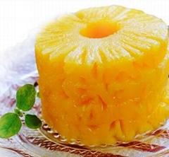 聯眾食品菠蘿罐頭