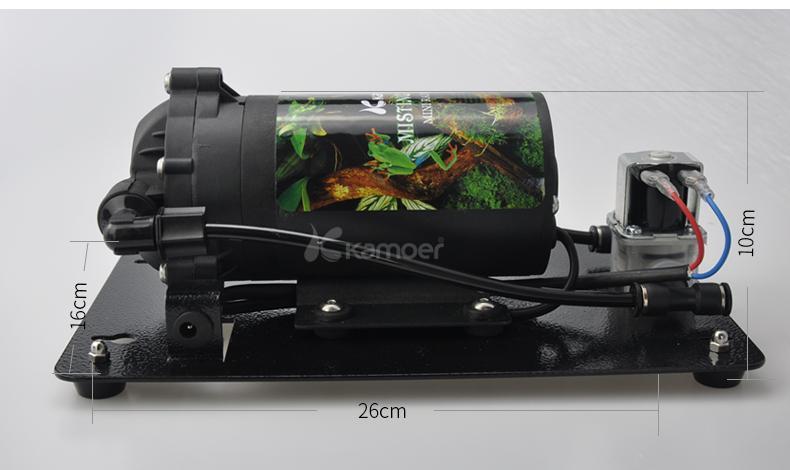 Kamoer Min Forest Nebulizer Pump Sprayer System, Water Pump 3