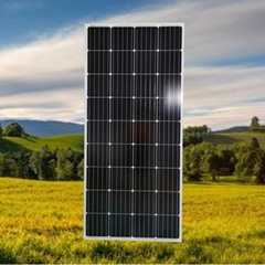 廣東晶天太陽能板150W游輪漁船光伏發電太陽能電池組件