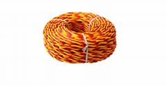 CU/PVC/PVC RVS Flexible Twisted Wire