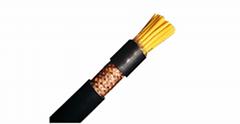 Cy Copper Wire Braid Screen Control Cable