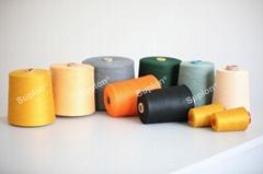 flame retardant yarn  anti-bacteria polyimide yarn