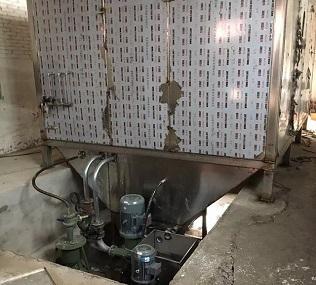 大型液體噴砂房 5