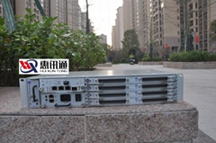 貝爾7353epon gpon光纖交換機128pots128lineonu