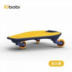 IDbabi魚游板儿童平衡滑板