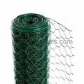Pvc Coated Hexagonal Wire Netting    pvc