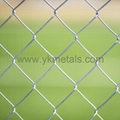 Electro Ga  anized Chain Link Fence
