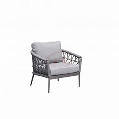 Outdoor hotel single sofa 2-seat sofa 3-seat sofa
