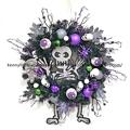 New Design Salable Halloween Ornament Wreath Decoration
