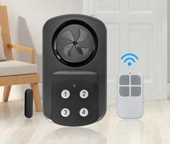 waterproof 130 winow door alarm/door bell,door sensor