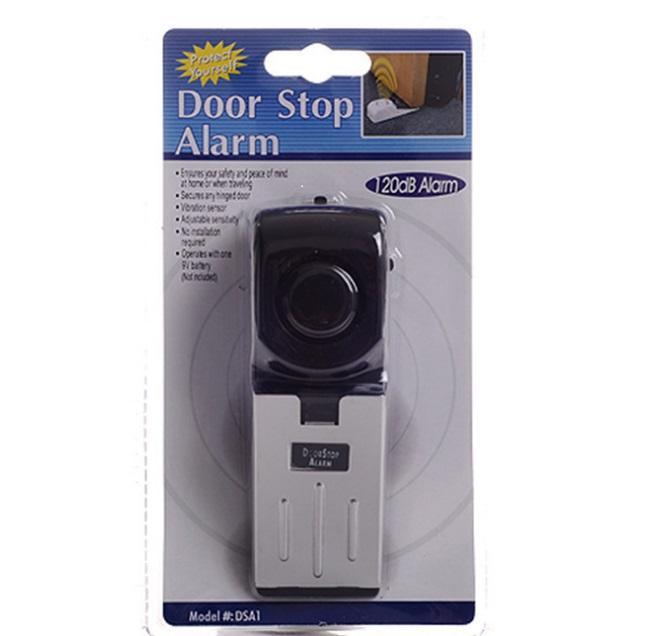 120db door stop alarm,travel alarm,personal alarm 1