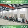 塑料PP建筑模板生产设备 915mmPP三层中空塑料板挤出生产线 1