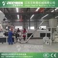PVC+碳酸鈣填充改性造粒生產