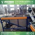 1-3T/hPET瓶破碎清洗线 PE薄膜大棚膜清洗回收造粒生产设备 4