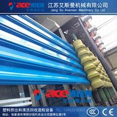 PVC护墙板设备 YF-600型塑料扣板 型材 PVC快装板