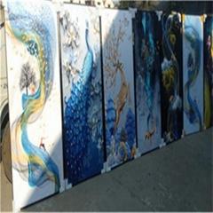 湖北金帝絲裝飾畫