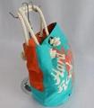 Cute Eco-friendly Cotton Canvas Shopping Tote Bag Beach Bag