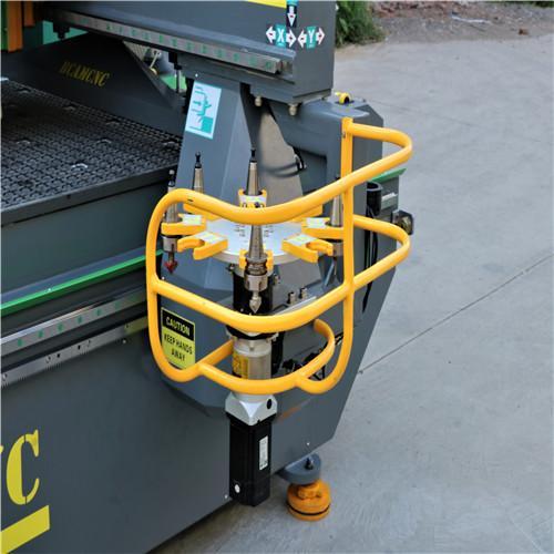 1325E woodworking cnc machine bcamcnc wood cutting machine cnc router for furnit 2