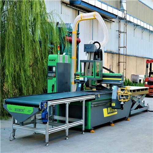 1325E woodworking cnc machine bcamcnc wood cutting machine cnc router for furnit 3