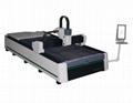 Factory direct fiber laser cutting