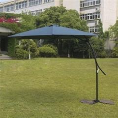 LFHU038 Outdoor Cantilever Offset Patio Umbrella