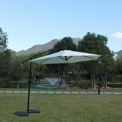 LY629 Outdoor Cantilever Offset Patio Umbrella