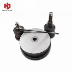 OME Precision Tungsten Carbide Milling Machine Cutter Mould