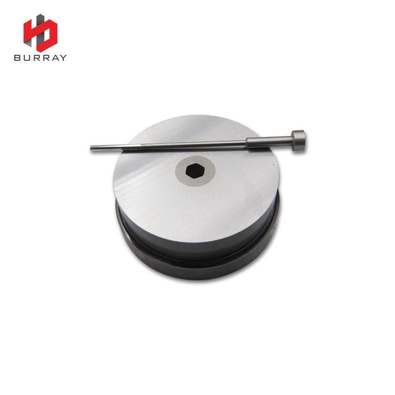 OME Precision Tungsten Carbide Milling Machine Cutter Mould  4