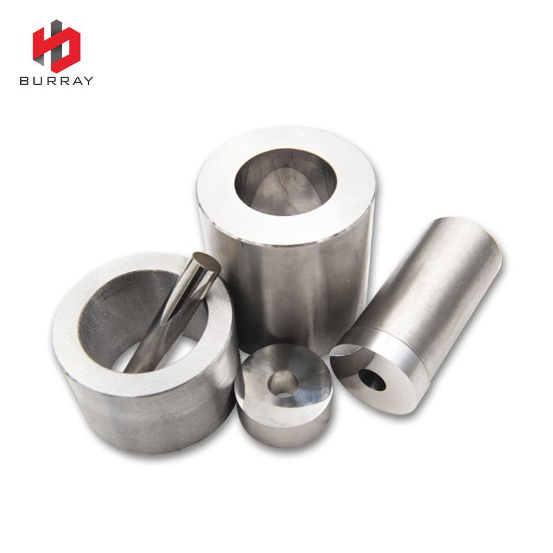 Professional Stamping Tungsten Material Mold Components Round Tooling 1